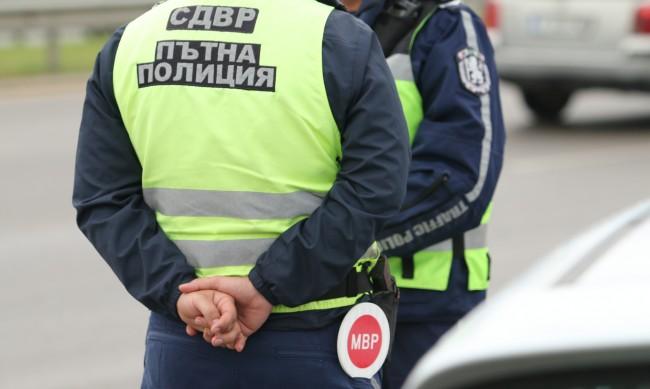 """""""Пътна полиция"""" в Ямбол е затворена за дезинфекция"""