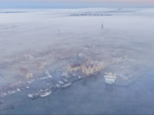 Земетресение стана днес край Дания - нещо необичайно за тази