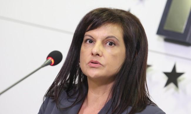 Дариткова: Докладът не е за правителството, а за България, каквато я вижда ЕС