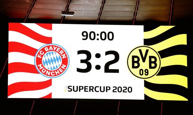 Байерн Мюнхен с пети трофей, взе и Суперкупата на Германия