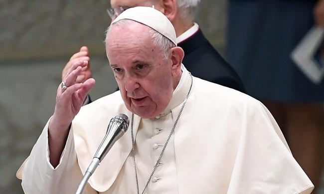 Папата отказа да се срещне с държавния секретар на САЩ