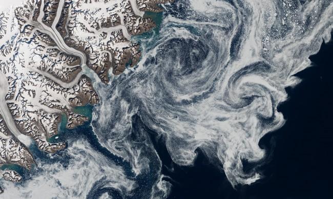 Гренландия се топи екстремно - може да остане без лед след 1000 години