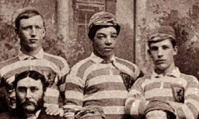 По-значим и от Пеле: Андрю Уотсън, първият чернокож професионален футболист
