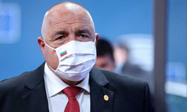 Борисов е в Брюксел за извънредното заседание на Евросъвета
