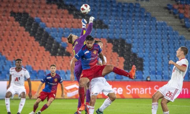ЦСКА с невроятен обрат срещу Базел, влезе в групите на ЛЕ