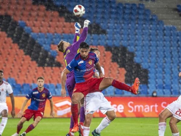 ЦСКА направи невероятен обрат и елиминира швейцарския Базел с 2:1.