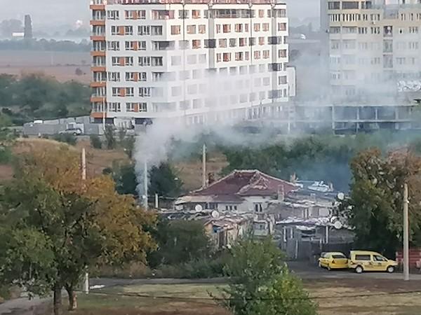 Снимка: HelpbookВъпреки все още топлото време, недобросъвестни жители на София