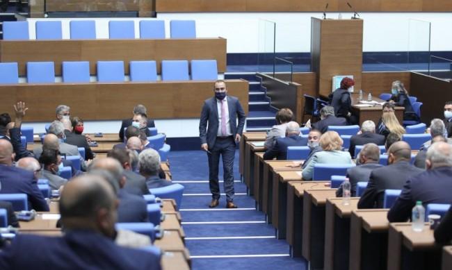 Правната комисия обсъжда ветото на Радев върху Изборния кодекс