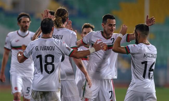 Време е за битка: България посреща Унгария в спор за Евро 2020