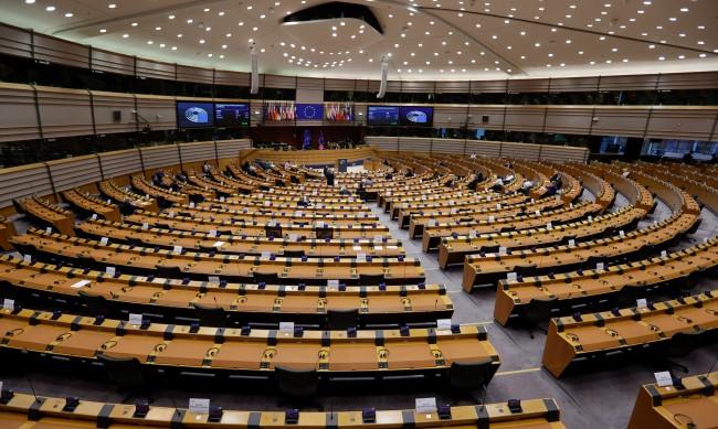 Европейският парламент е спрял преговорите за следващия бюджет на Съюза