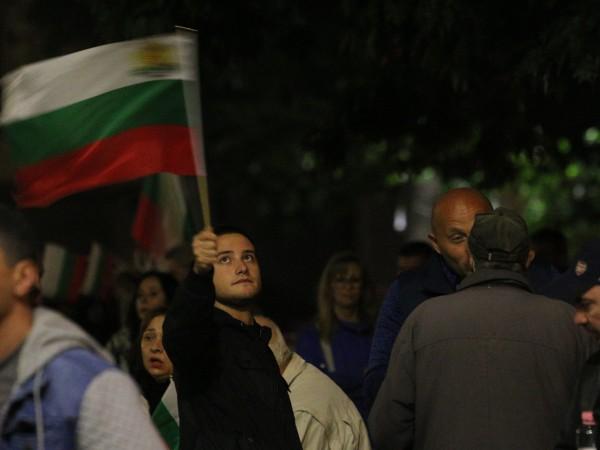 За 95-и пореден ден в Триъгълника на властта в София
