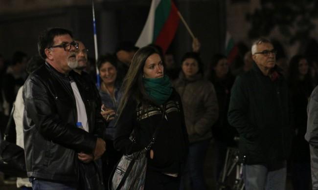 """Готви се """"Велико народно въстание 5"""", снощи протестът спокоен"""