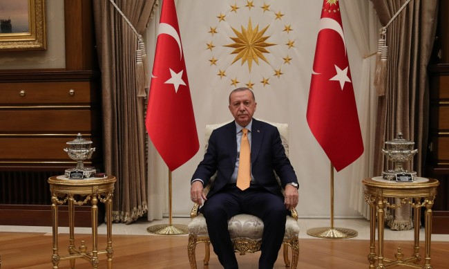 Ердоган не познава задръжки, иска да признаят Турция за регионална сила