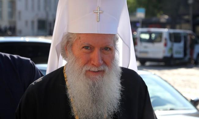 Патриарх Неофит празнува днес 75-ата си годишнина в уединение