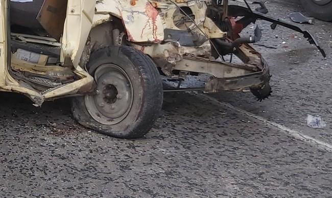 Млад мъж загина при катастрофа край Търговище