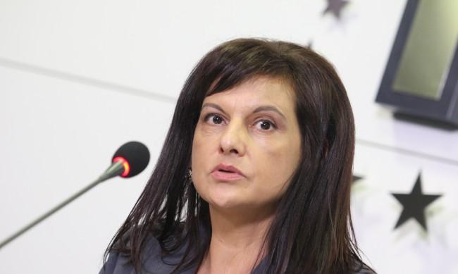 Дариткова: Не сме безгрешни, но търсим коректив
