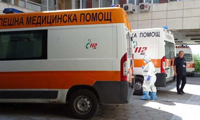 Стигат ли леглата за болни с COVID-19 в Югозападна България?