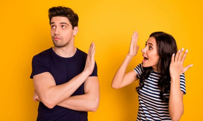 Как да се сдобрите след скандал с партньора