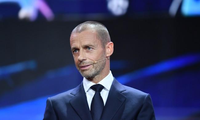 Шефът на УЕФА: Евро 2020 ще има догодина, но в колко държави?