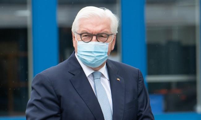 Германският президент е под карантина