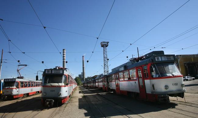 София ще купува 15 трамвая на старо от Прага?
