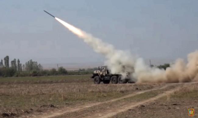 Примирието в Нагорни Карабах едва няколко минути