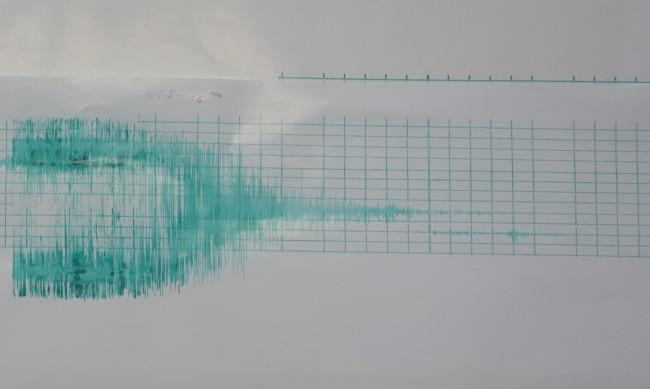 Пак земетресение на гръцкия остров Крит