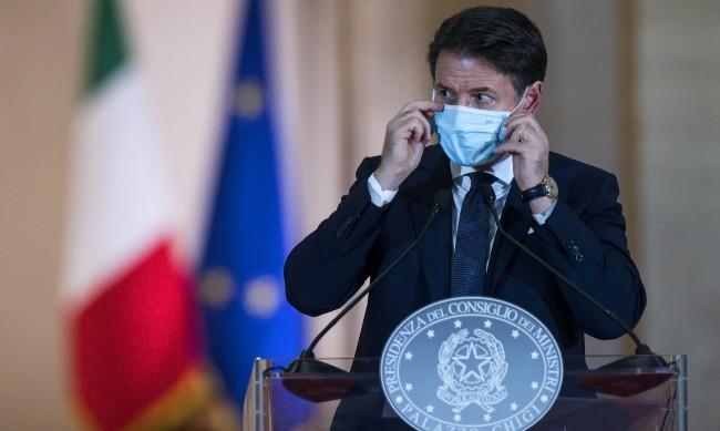 Италия със серия от нови мерки заради COVID-19