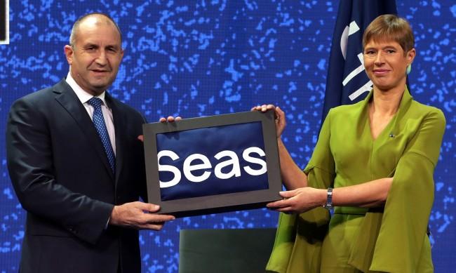 """Румен Радев прие домакинството на следващата среща """"Три морета"""""""
