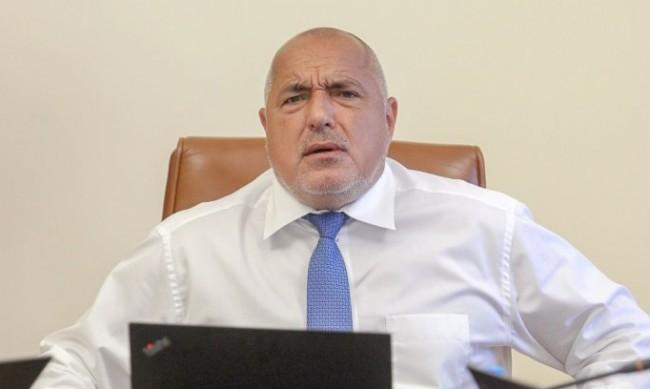 """Борисов обсъди """"Три морета"""" със зам.-държавния секретар Кийт Крач"""