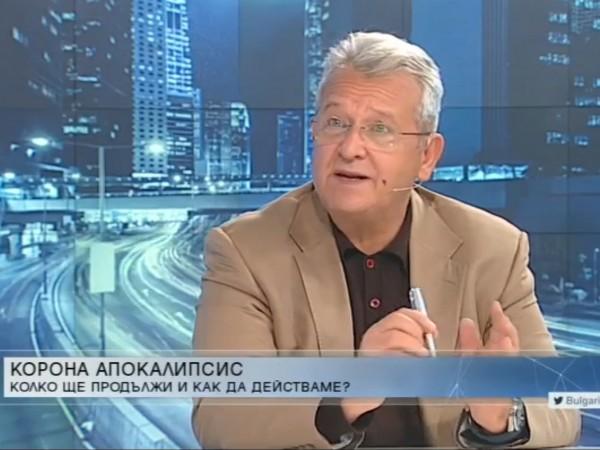 Коронавирусът, държавата и контролирането на заразата - темата коментира началникът
