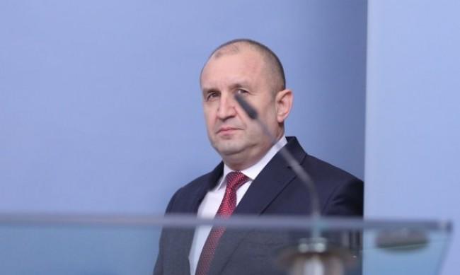 Радев отлага посещението в Естония заради коронавируса