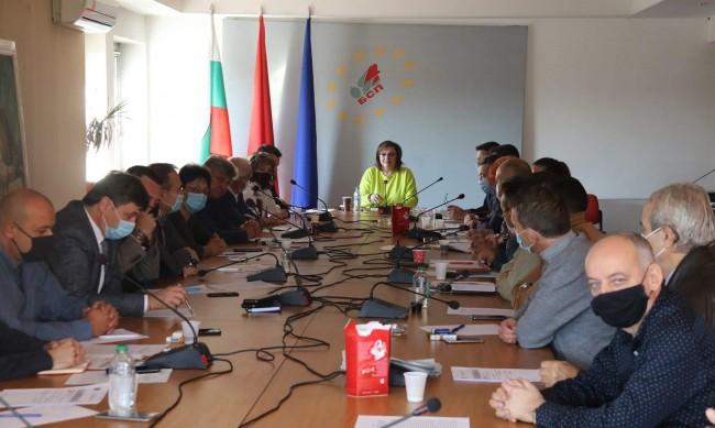 Нинова свика ИБ: Управление след Борисов ще е много трудно