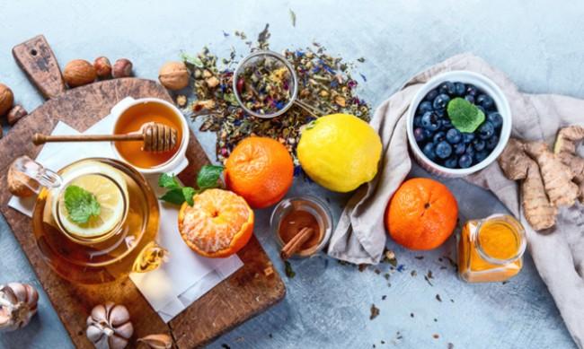 Кои храни помагат при синузит
