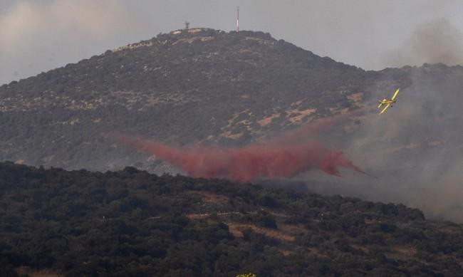 Израелската армия нанесе въздушни удари по ивицата Газа