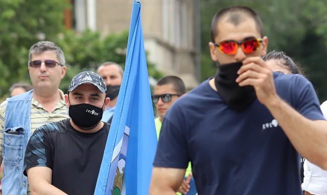 Полицаите излизат на протест, искат увеличение на заплатите