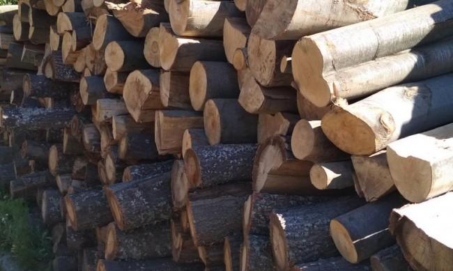 15% по-малко дърва отиват в печката, кубикът по-евтин с 5-10 лв.