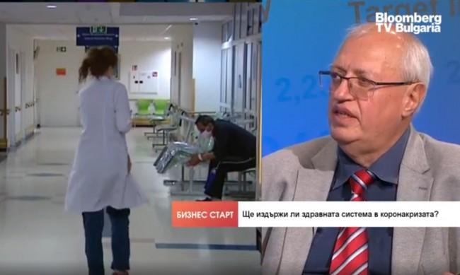 Д-р Спасков за COVID-19: Не е особено опасен, да не изпадаме в паника
