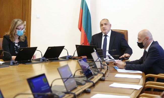 Борисов: Без маска навън, където няма струпване!
