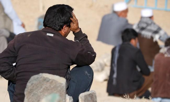 Много загинали в Афганистан при блъсканица за визи