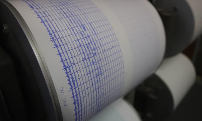 Земетресение от 4,1 край гръцкия остров Крит