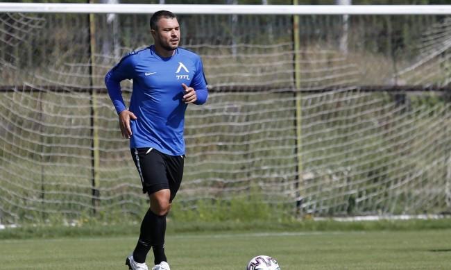 Левски се справи набързо с Партизан за Купата