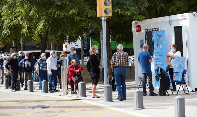 Испания първа в  ЕС с повече от 1 млн. заразени с коронавируса