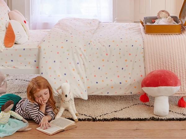 Детската стая е добре да бъде приветлива и уютна, ето
