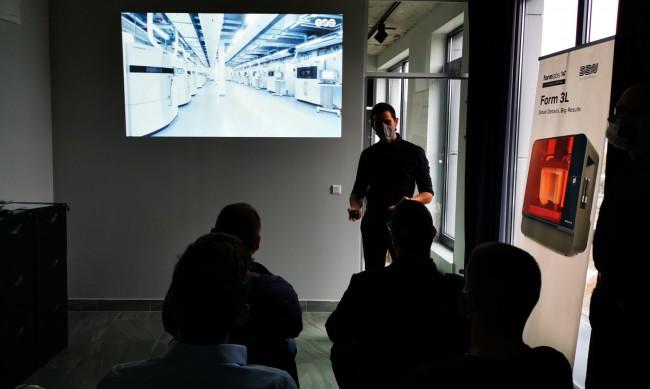 B2N представи нови решения за индустриално и прецизно 3D принтиране