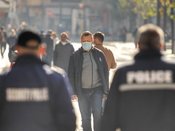 Снимка: Димитър Кьосемарлиев, Dnes.bgОт днес, 22 октомври, се въвежда противоепидемична