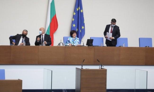 Караянчева кани наблюдатели от ЕС за предстоящите избори