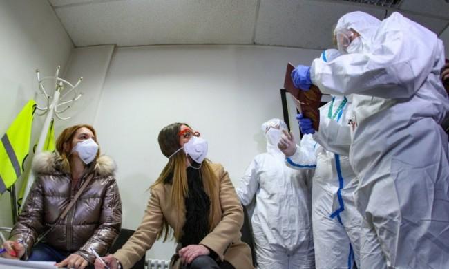 Броят на болните от COVID-19 в Европа се удвои само за 10 дни