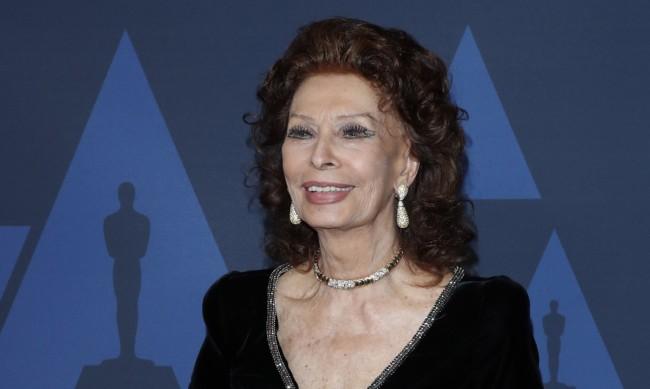 86-годишната София Лорен отново на голям екран