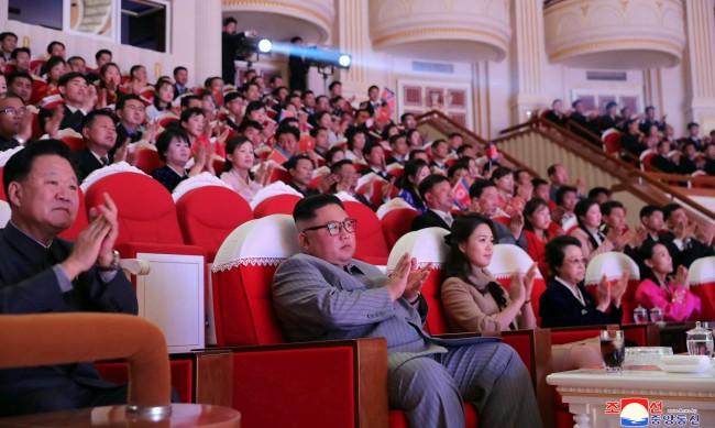 Къде изчезна Ри Сол Джу - съпругата на Ким Чен Ун?